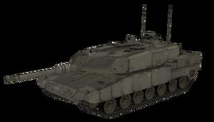 Leopard 2 model MW3