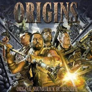 Origins Soundtrack Album Cover