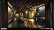 SDF Ship Corridor by Eric Spray IW