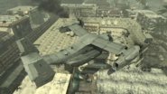 V-22 Osprey flying over Bootleg MW3