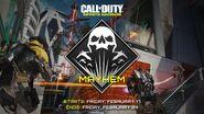 Mayhem Promo IW