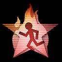 Bliskie zagrozenie Pro ikona menu mw2
