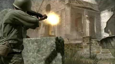 Call of Duty 3 Launch Trailer