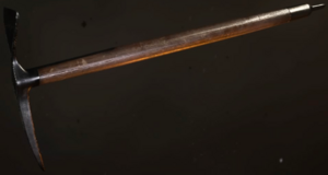 Ice Pick Model WWII