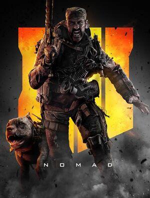 Nomad Artwork BO4