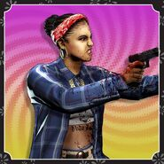 Sally WestsideGangsta RaveInTheRedwoods Zombies IW