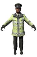 Модель полицейского