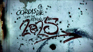 Cordis Die Join The Revolution Graffiti BOII