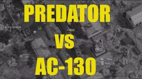 How to take down AC-130 with Predator Missile