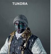Tundra Face Paint BO
