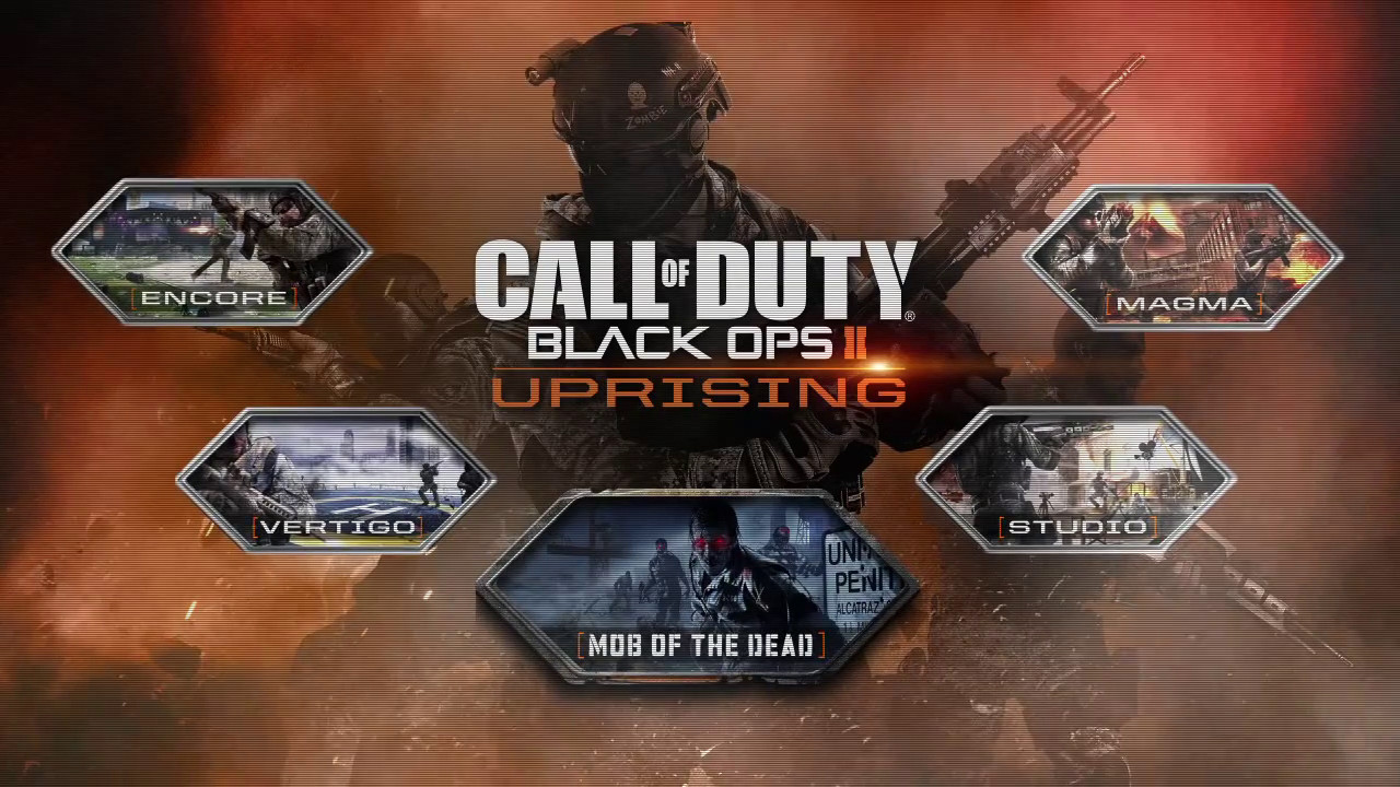 Uprising Map Pack Uprising | Call of Duty Wiki | FANDOM powered by Wikia