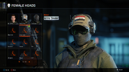 Arms Dealer Helmet BO3