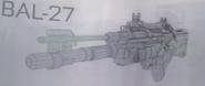 Bal-27 .308 concept art AW