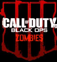 BlackOps4 Zombies Logo