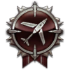 Bullseye Medal BOII