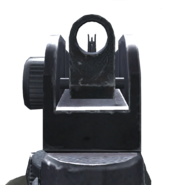 M4A1 Iron Sights CoD4