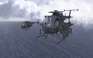 MH-6 Little Bird The Gulag MW2