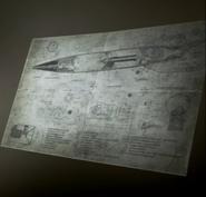 Rocket Blueprint CoD WWII