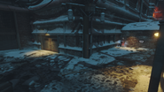 The Giant laboratorium wejscie