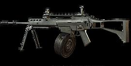Weapon mg36