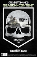 Black Ice ELITE Poster