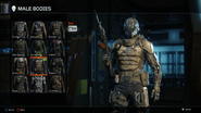 Elite Body Male BO3