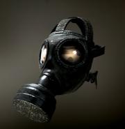 Gas Mask CoD WWII