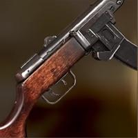 PPSH-41 CoDWWII