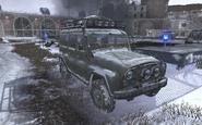 UAZ-469 The Gulag MW2