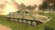 Артиллерия клюквенных русских 3