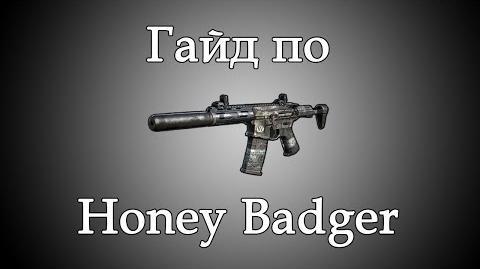 Call of Duty Ghosts - Гайд по Honey Badger