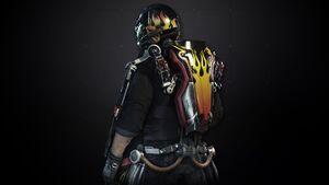 Hot Rod Exoskeleton Pack AW