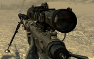 Intervention Silencer MW2
