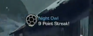 Night Owl pointstreak ready CoDG