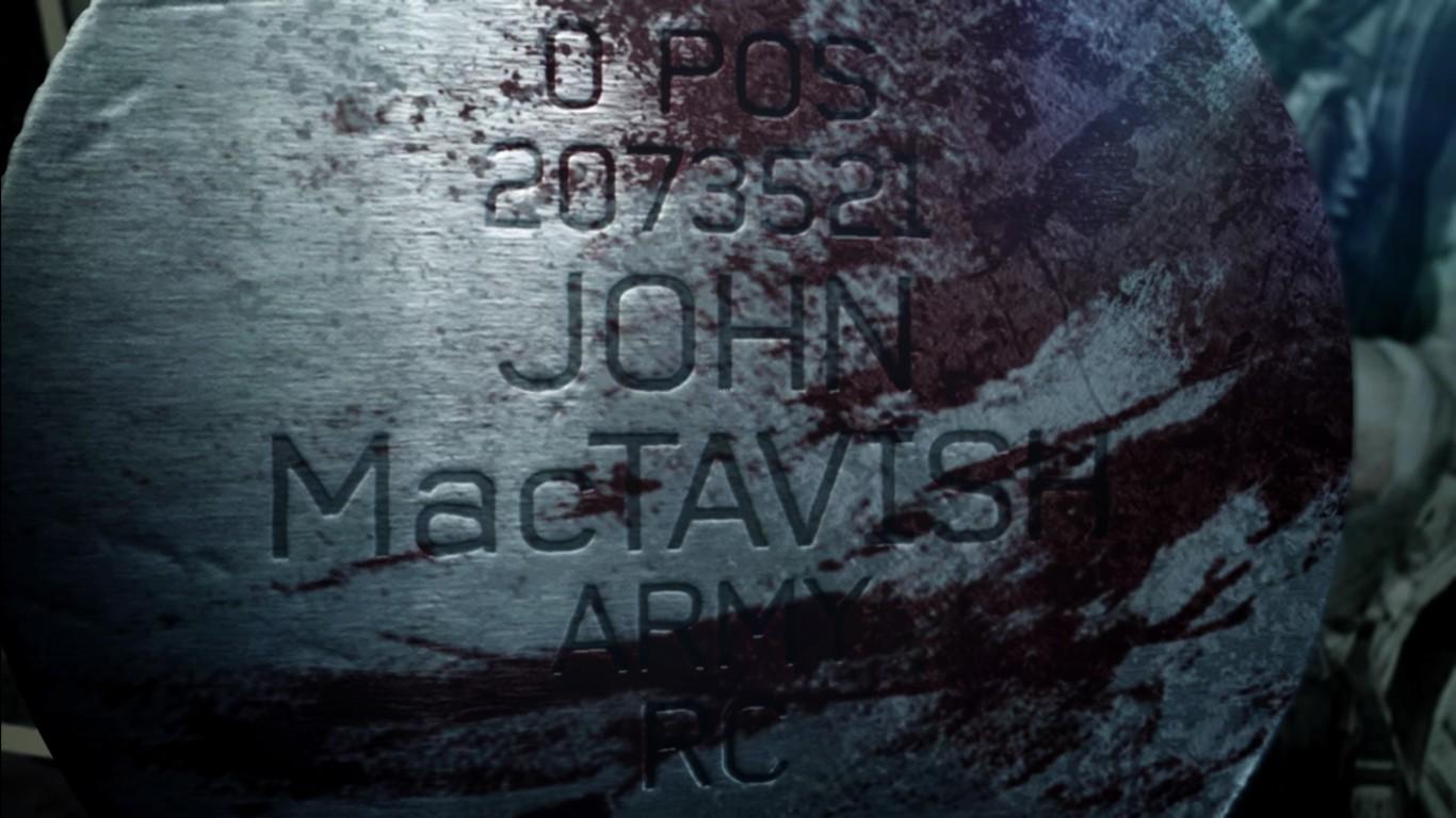 John Soap MacTavish