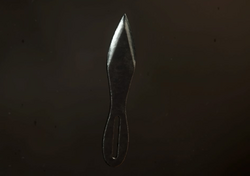 Throwing Knife menu icon WWII