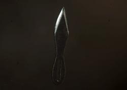 Throwing Knife menu icon WWII