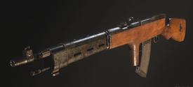 Automaton Model WWII