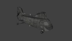 Chinook model