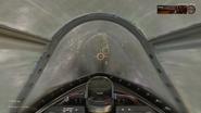 CoD WWII Истребитель вид от первого лица