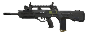 FAMAS menu icon CoDO