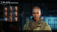 Female Face 8 BO3