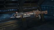 KRM-262 Gunsmith Model WMD Camouflage BO3