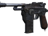 Mauser (Prototype CXS)