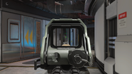 Threat detector green recticle BO4