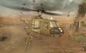UH-1 Iroquois S.O.G. BO