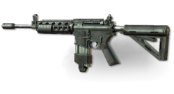 Weapon m4 short large