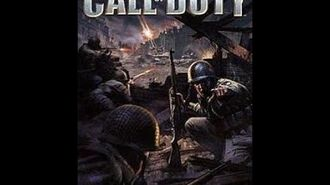Call of Duty (2003) - Walkthrough - Level 4 Ste. Mere-Eglise-Day - No Commentary