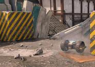 Call of Duty Black Ops 4 ищейка застряла