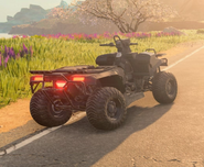 Call of Duty Black Ops 4 ATV BLK